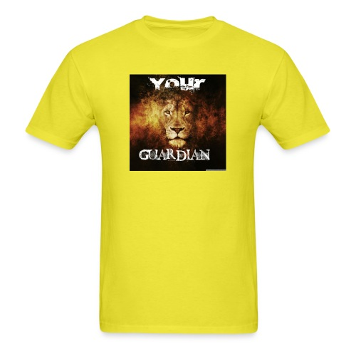 your the next lion guardian!! - Men's T-Shirt