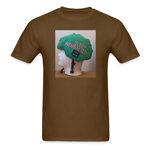 Sleep Neuralizer Helmet Model - Men's T-Shirt