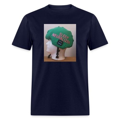 Sleep Neuralizer Helmet Model - Men's T-Shirt