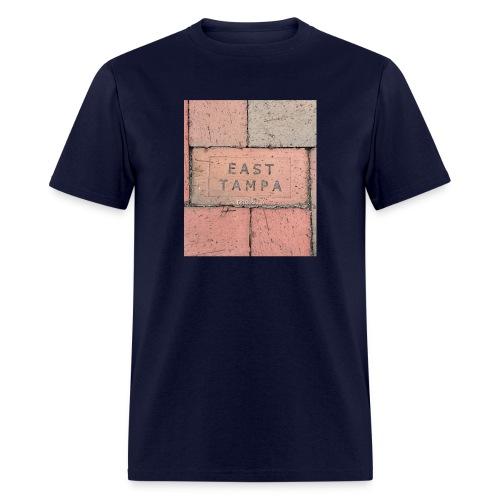 East Tampa Brick - Men's T-Shirt