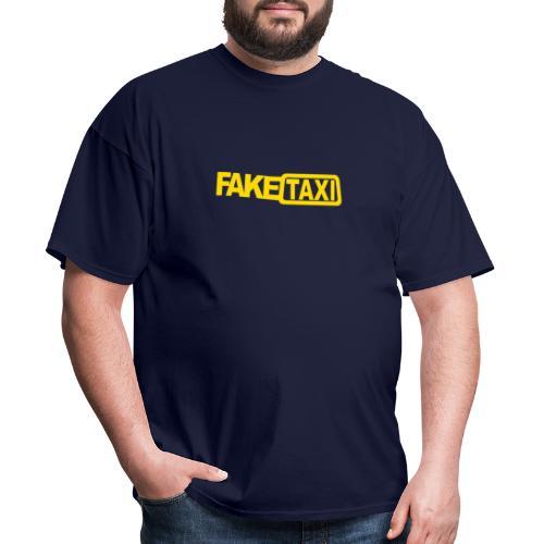 FAKE TAXI Duffle Bag - Men's T-Shirt