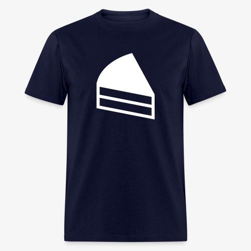 White - cayke - Men's T-Shirt