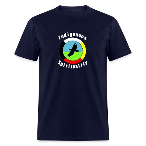 Indigenousspriituality - Men's T-Shirt