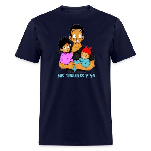 MIS CHIQUILLOS MANGA - Men's T-Shirt
