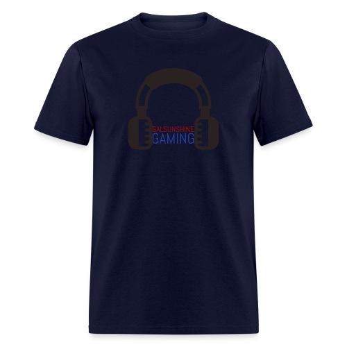 salsunshine gaming logo - Men's T-Shirt