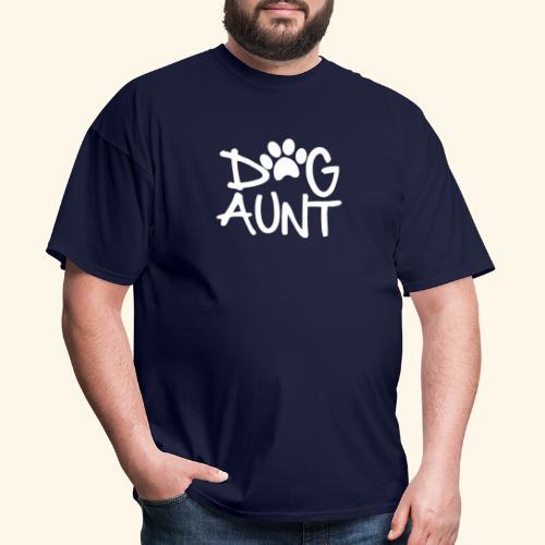 DOG AUNT - Men's T-Shirt