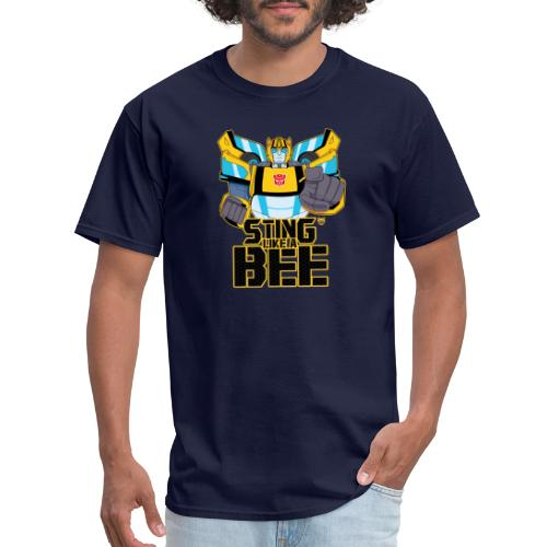 STING LIKE A BEE - Men's T-Shirt