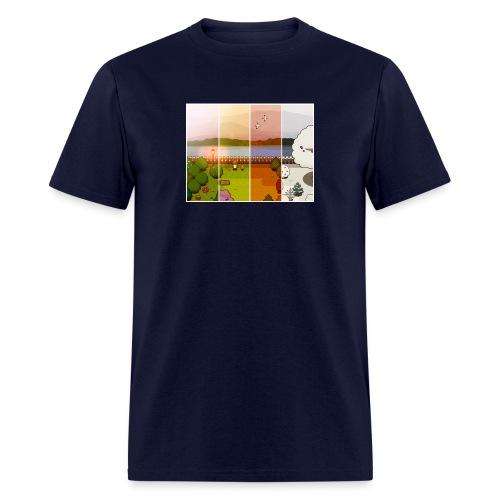 Fantastic View - Men's T-Shirt
