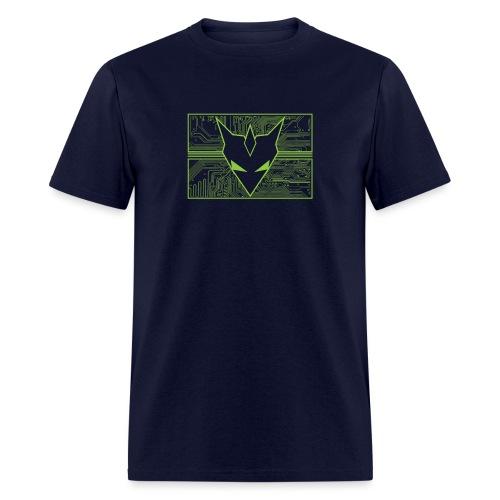 Circuit Fox - Men's T-Shirt