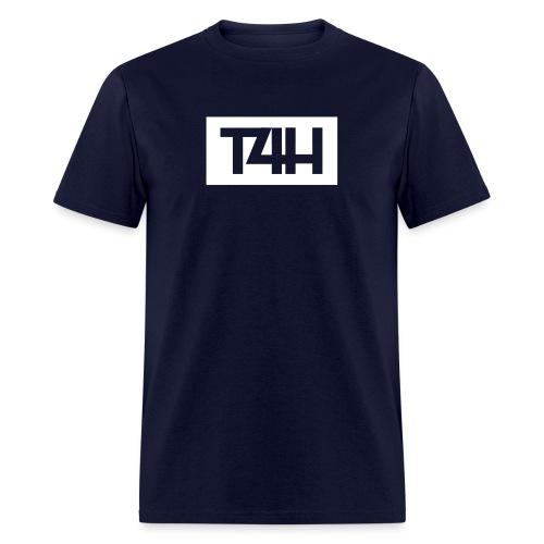 t4h_initials - Men's T-Shirt