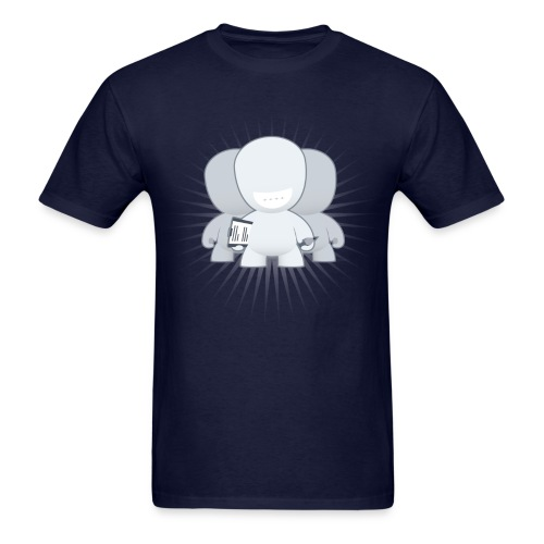 the Natural Born Leader Men's - Men's T-Shirt