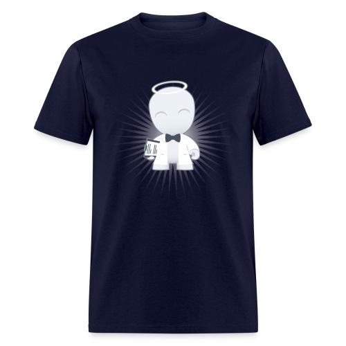 the Organized Philathropist Men's - Men's T-Shirt