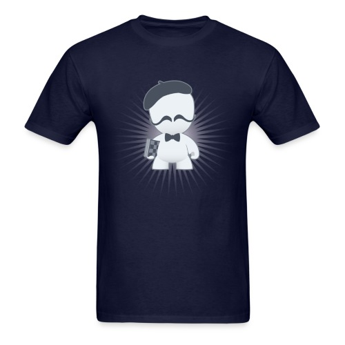 the Outside-The-Box Achiever Men's - Men's T-Shirt