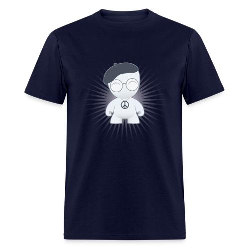 the Intellectual Hippie Men's - Men's T-Shirt