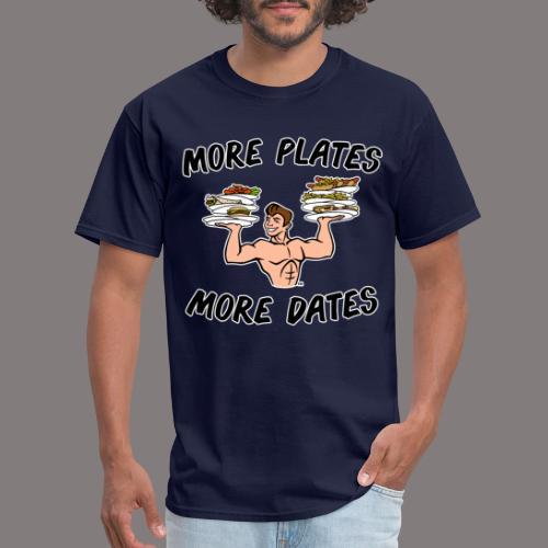 MorePlates_FINAL Spreadsh - Men's T-Shirt