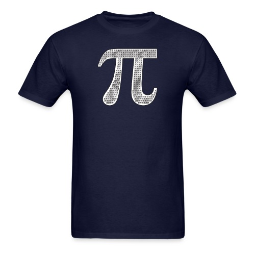 pi as pis - Men's T-Shirt