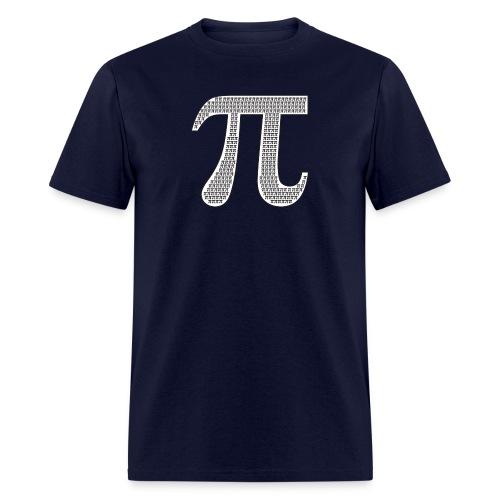 pi as pis - Men's T-Shirt