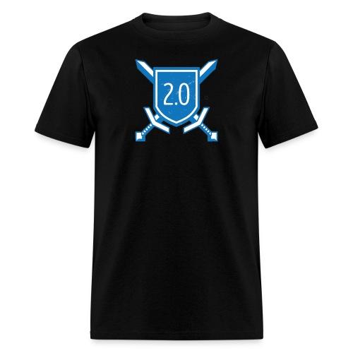 properlogo png - Men's T-Shirt