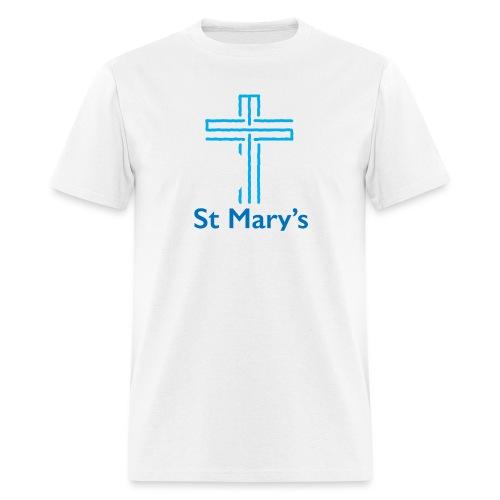 StM 150LOGO colourB - Men's T-Shirt