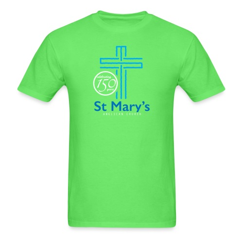 StM 150LOGO colourB - Men's T-Shirt