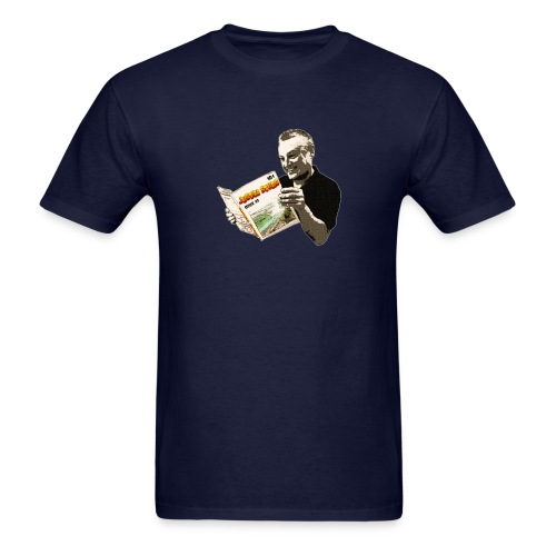 Justin Stubs Comic Book - Men's T-Shirt