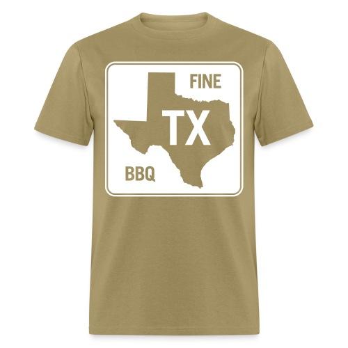 fmroadsign 1 01 png - Men's T-Shirt