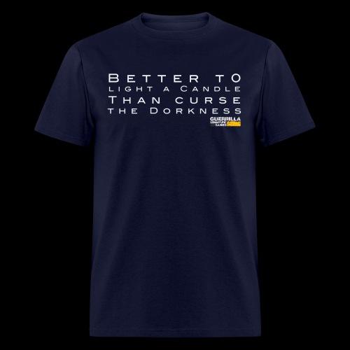 Candle - Men's T-Shirt