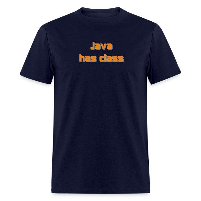 java has class2