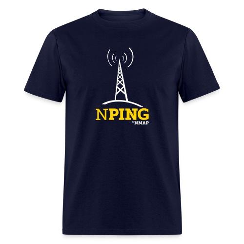 Nping - Men's T-Shirt