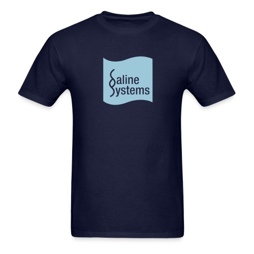 saline systems - Men's T-Shirt