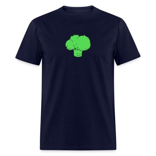 broccoli alpha - Men's T-Shirt