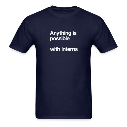 interns - Men's T-Shirt
