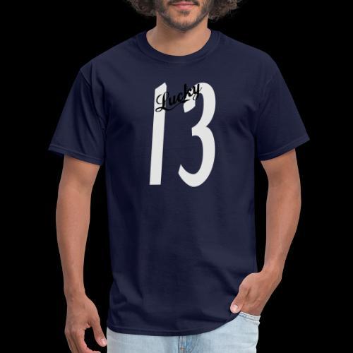 Lucky Thirteen - Men's T-Shirt