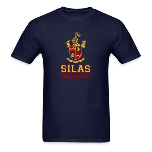 Silas University - Men's T-Shirt