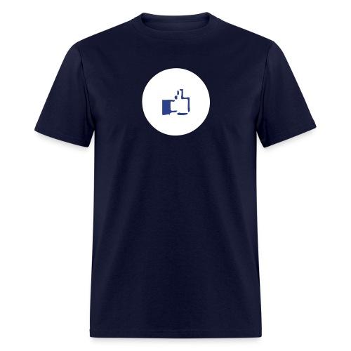 Like Circle - Men's T-Shirt