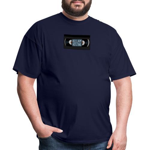 Reclaim Hosting VHS - Men's T-Shirt