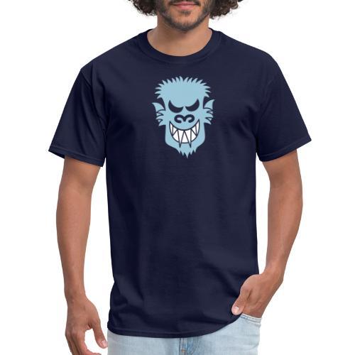 Naughty Halloween Werewolf - Men's T-Shirt