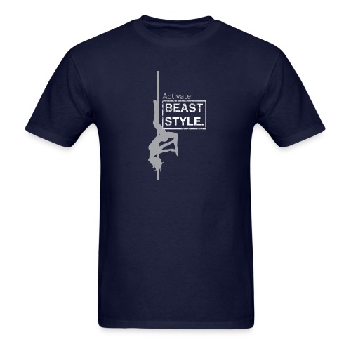 Activate: Beast Style - Men's T-Shirt