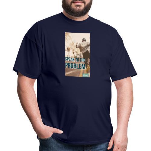 6F7F66E0 7E8D 43D9 B5D3 56E6275D0A9D - Men's T-Shirt