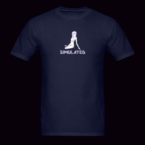 Simulated - Men's T-Shirt