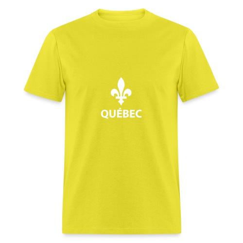 Québec - Men's T-Shirt