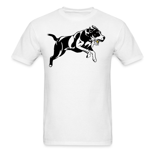 Daisy 2 black - Men's T-Shirt
