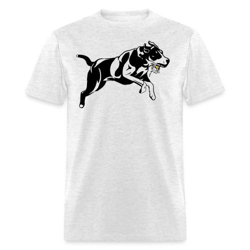 Daisy 2 black - Men's T-Shirt