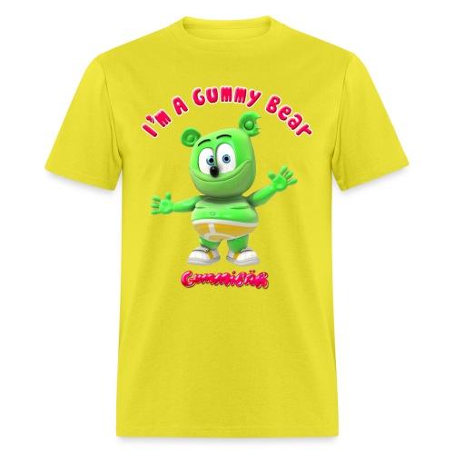 I'm A Gummy Bear - Men's T-Shirt