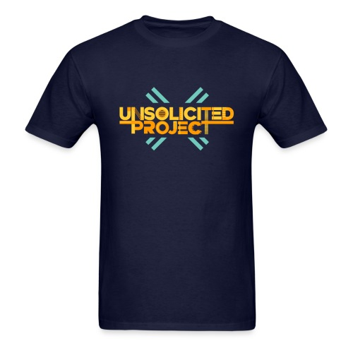 UnsolicitedProject png - Men's T-Shirt