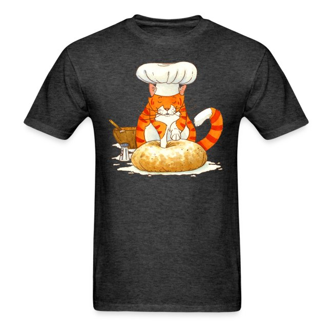Chef Cat by Rachael B