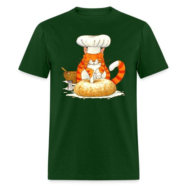 Chef Cat by Rachael B