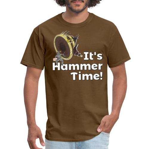It's Hammer Time - Ban Hammer Variant - Men's T-Shirt