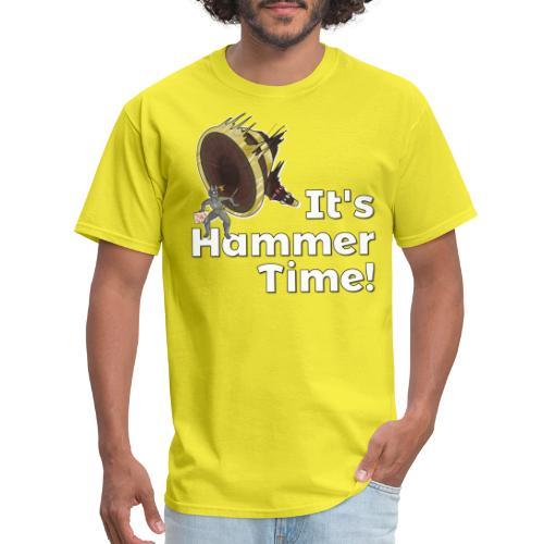 It's Hammer Time - Ban Hammer Variant - Men's T-Shirt