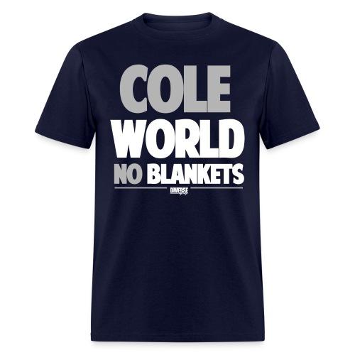 coleworlddesigngray - Men's T-Shirt